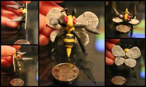 #015 Beedrill by cheese-puff82