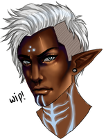 .:HIPSTER FENRIS:. wip by Iycecold