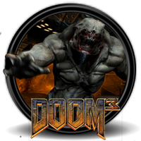Doom 3 Circle icon By Myselph by bymyselph