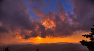 The Short-Lived Sunset by PhotoAlterations