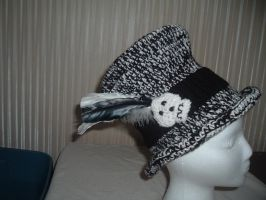 Voodoo Halloween Hat by Nanettew9
