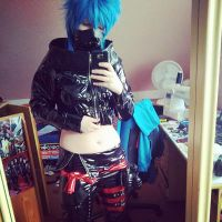 Aoba - Dive into DMMd Cosplay Test by Reiko-Nagato