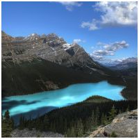 Peyto Lake by od1e