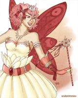Sabre-Tooth Fairy by spoonyliger