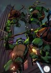 TMNT POSTER by zaratus