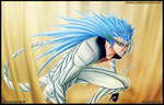 Grimmjow Resurection by Law67