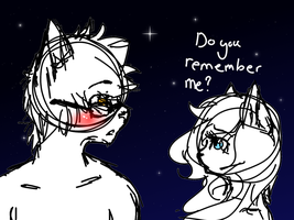 do you remember me? by icrystalline