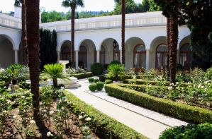 Livadia Palace.28 by Bobbyus