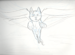 Need To Fly sketch by Talidaga-Montrega