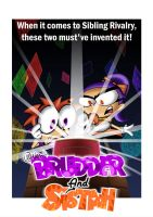 Brudder_and_Sistah_Poster by zackmolis