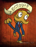 Octodad - Don't Starve by Memoski