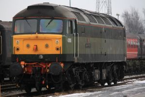 The Class 47 by CJSutcliffe