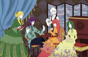 The Cardparlour by Izuma