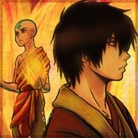 ATLA - Firebending by DS-Hina