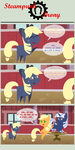 Embarrassing Moment [FR] (Old Mane Style) by Steampunk-Brony