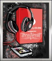 Dre Beats Vector by Tecnificent