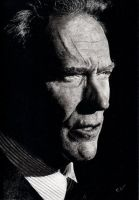 Clint EASTWOOD by Sadness40