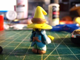 Vivi WIP by CynicalSniper