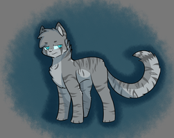 Warriors: Jayfeather by LooseEndss