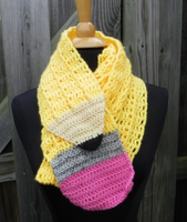 Pencil Scarf by SparklyStash