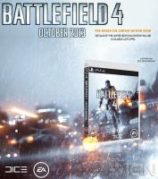Battlefield 4 - Limited Edition Pre Order by MuuseDesign