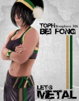 Let's Metal-Toph by Firesphere306