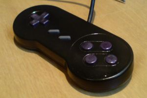 Custom SNES Controller by Kiwikku