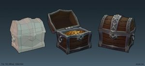 Treasure Chest by Belibr