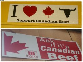 Support Canadian Beef by I-Am-Canadian-Eh