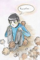Tribble Love by MalyTraktorek