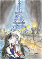 The most romantic city by mythicamagic