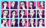 Commission - Rarity iconset by zirio