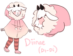 Diinae by LullabyPrince