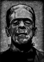 Frankenstein by ras79cal