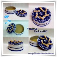 My Blueberry Cake Box... by SongAhIn