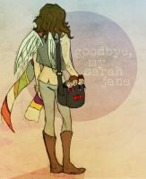 goodbye, my sarah jane by zoelajoan