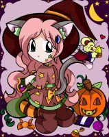 Halloween Kitty by bchan