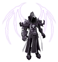 Malthael Pet by carny87