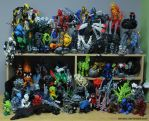 Bionicle MOCs - June 2015 by Rahiden