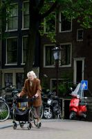 Postcard from Amsterdam 06 by JACAC