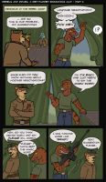 RR comic: Redfurred barganing chip p2 by SteinWill