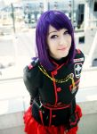 DGM - Lenalee Lee by tipsy-g