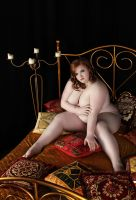 the golden bed... the last one and my favourite by KuLLerMieTze