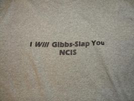 My NCIS Shirt - Front by Timpani10