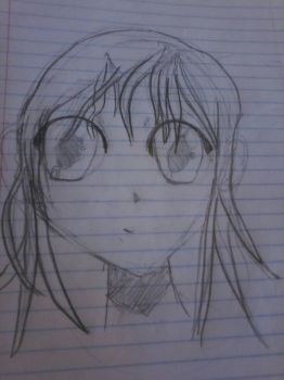 first GOOD manga drawing! by Muriel680