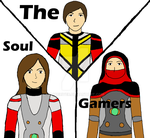 The Soul Gamers YT profile pic by DareRiver