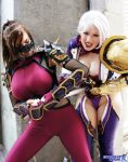 I Cannot Ignore Your Evil Deeds. by MissSinisterCosplay