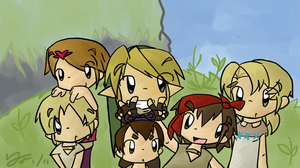 TP: Children of Ordon by tooncellos219