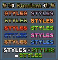 Random   Styles Ps by Photos-Loutche