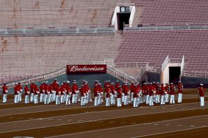USMC Drum and Bugle Corps by ScribeN8